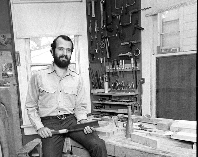 Stephen B. Crump in 1977