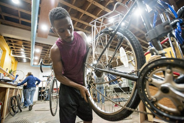 Revolutions Bike Co-Op