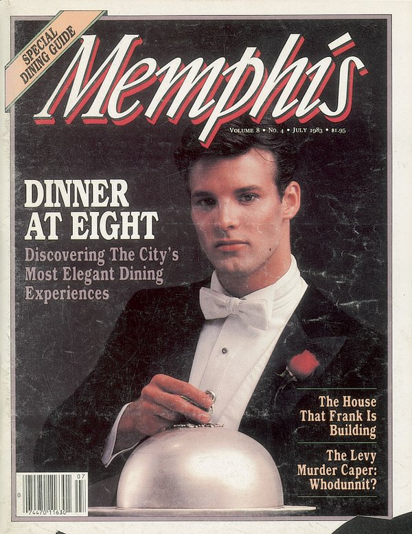 Memphis magazine, July 1983