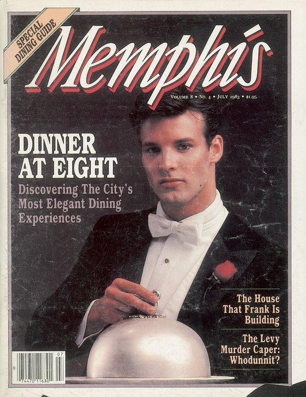 Memphis magazine, July 1983
