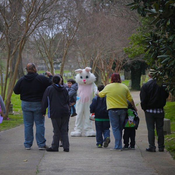 Elmwood Easter Egg Hunt
