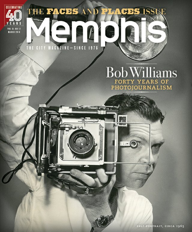 Memphis magazine, March 2016