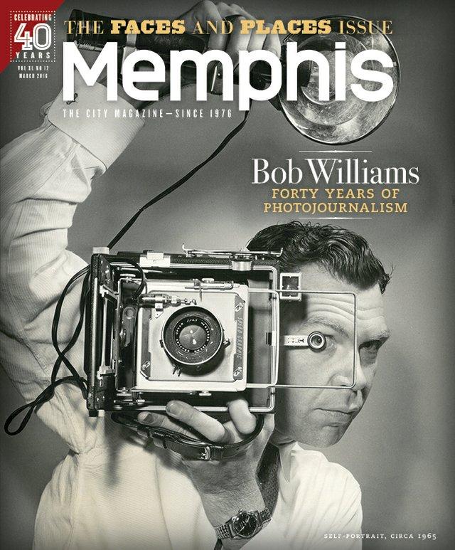 Memphis magazine, March 2016
