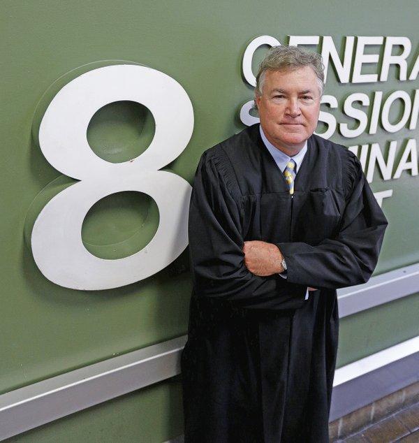Judge Tim Dwyer