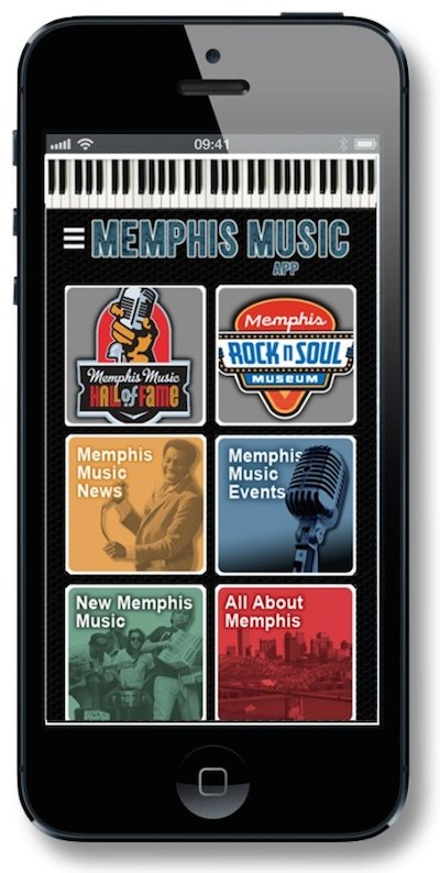 facebook for iphone rock n soul and of fame launch 10567