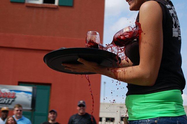 Beale Street Wine Race
