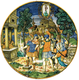 Italian (active in Urbino),  Dish, 1549