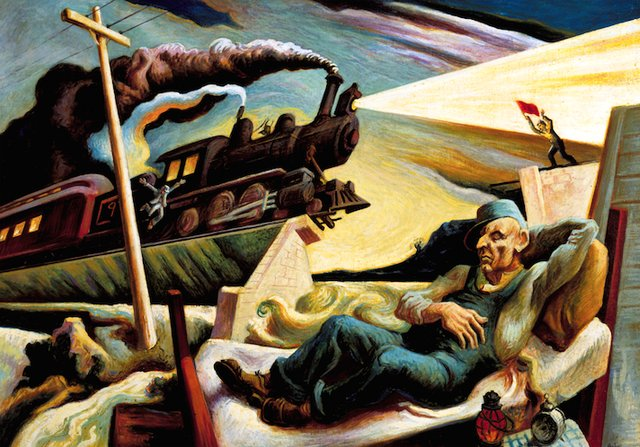 Engineer's Dream, 1931