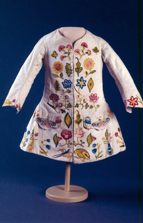 Young Boy's Waistcoat, ca. 1720