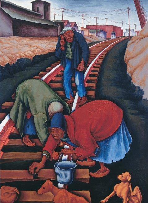 The Gleaners, 1936