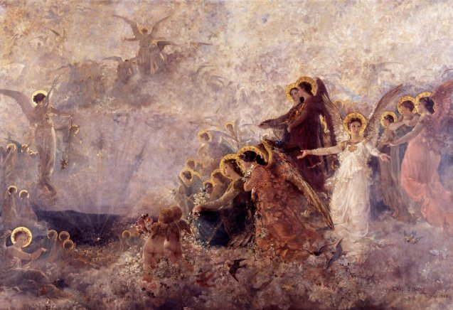 Light of the Incarnation (Lux Incarnationis), 1888