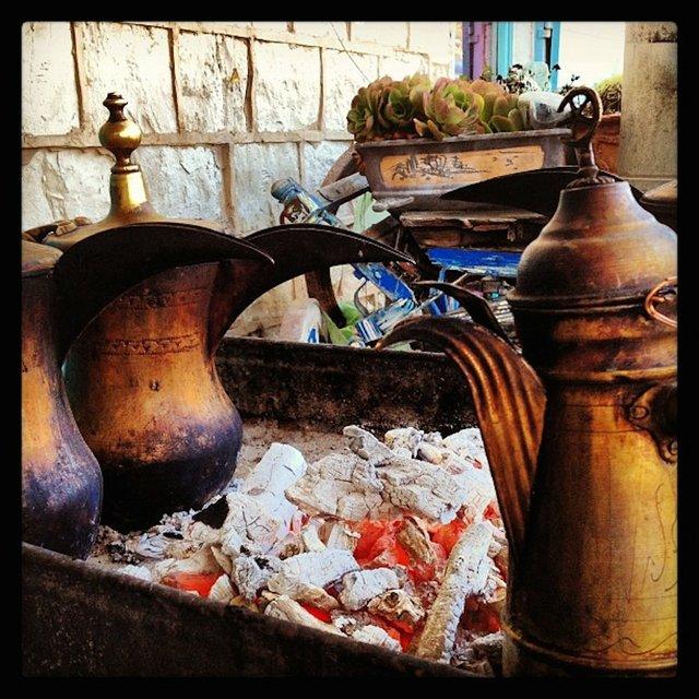 Arabic Coffe at Palestine Festival