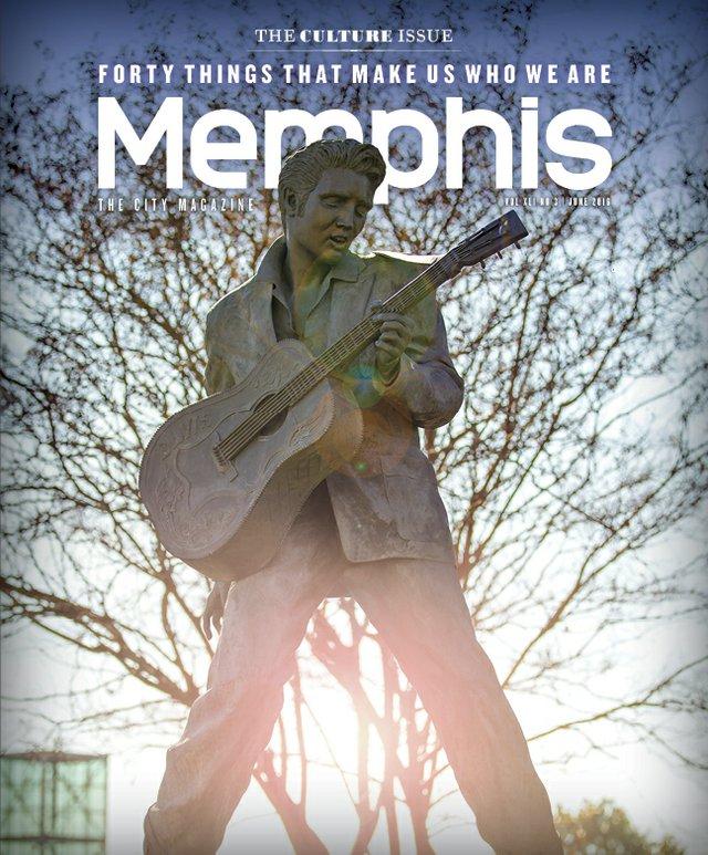 Memphis magazine, June 2016