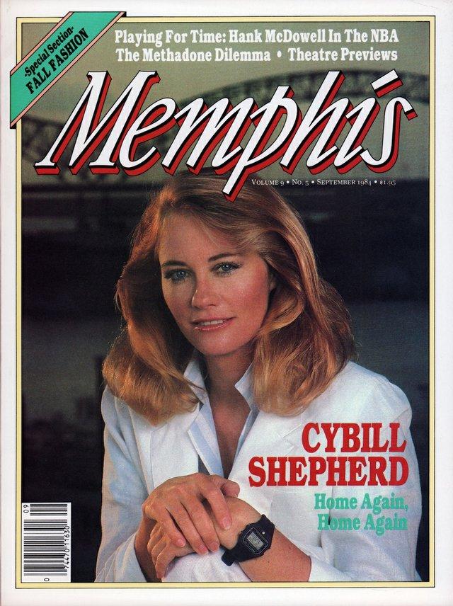 Memphis magazine, September 1984