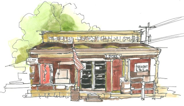 Shelby Forest General Store