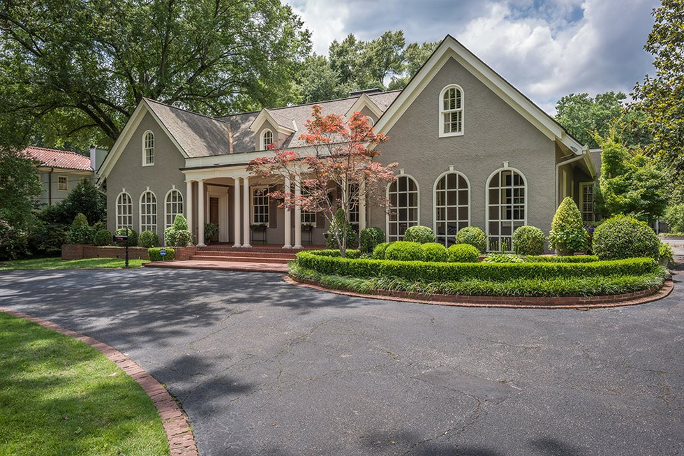 The picture perfect home