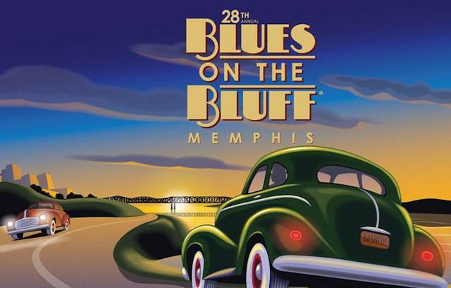 WEVL Blues on the Bluff