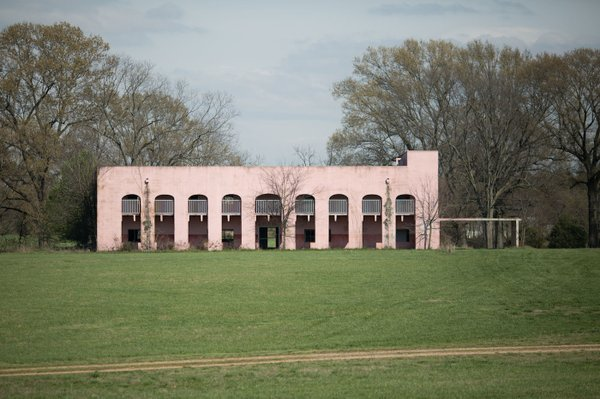 Circle G pink building.jpg