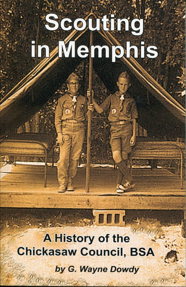 New Book Traces the History of Boy Scouts in Memphis