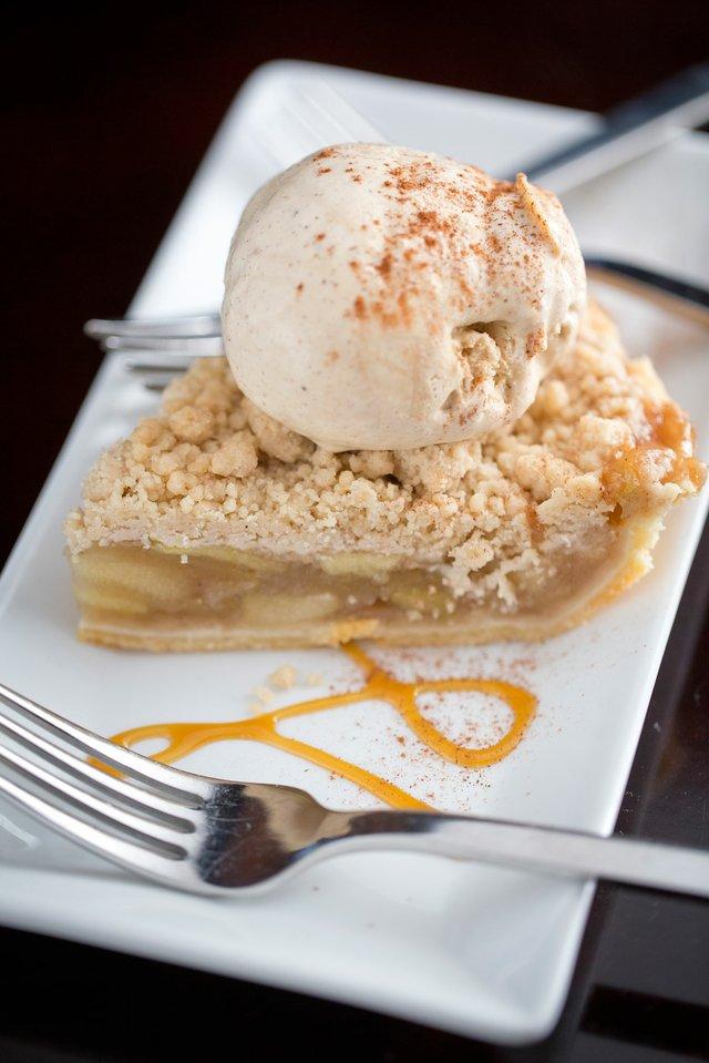 Chef Ana's Award-Winning Apple Pie ($8)