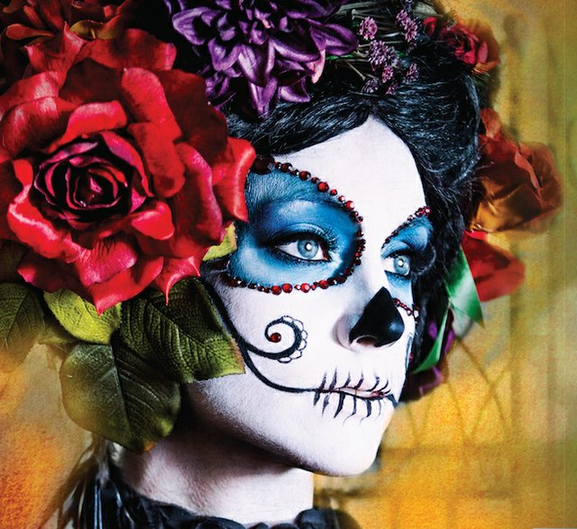 Day of the Dead Celebration at the Cadre Building