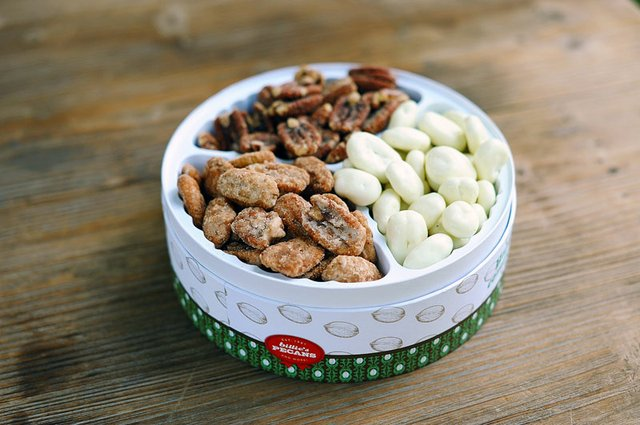 Candied Nuts from Billie's Pecans