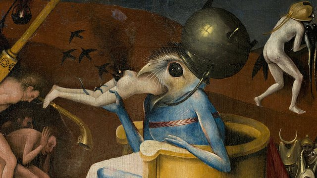Hieronymus Bosch: Touched By the Devil documentary film