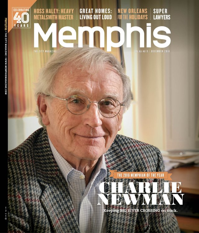 Memphis magazine, December 2016