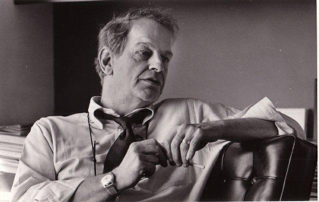 Roy Harrover in 1981