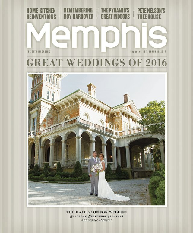 Memphis magazine, January 2017