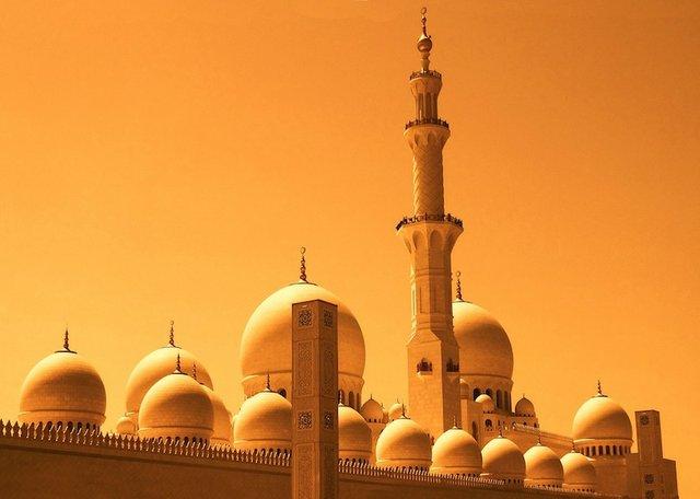 Mosque Tour in Memphis