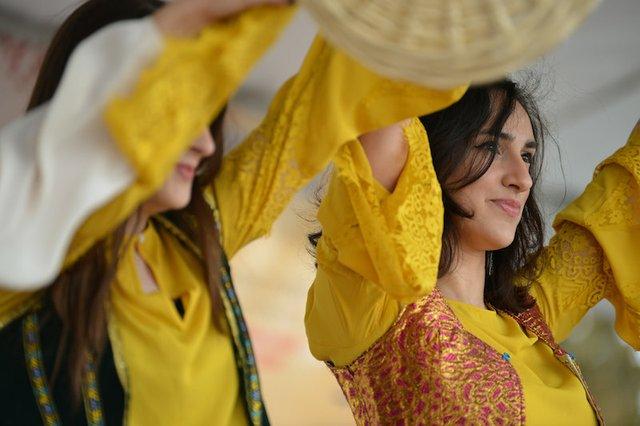 Inaugural Persian Festival in Overton Park