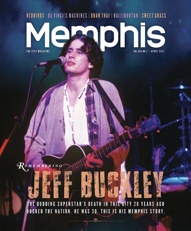 Memphis magazine, April 2017