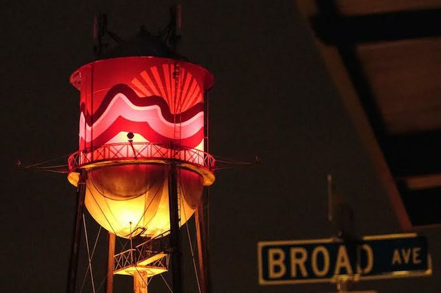 Broad Avenue Spring Art Walk
