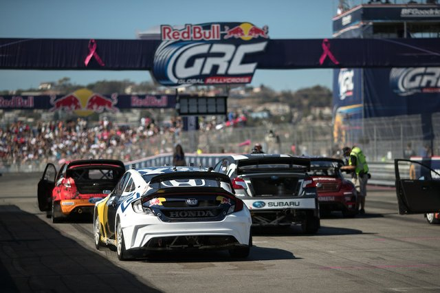2017 Global Red Bull Rallycross