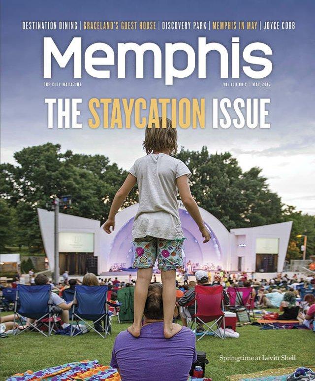 Memphis magazine, May 2017