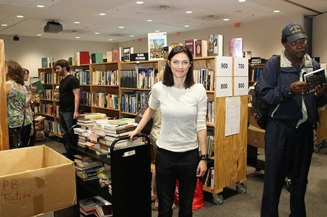 2017 Spring Book Sale: Friends of the Library