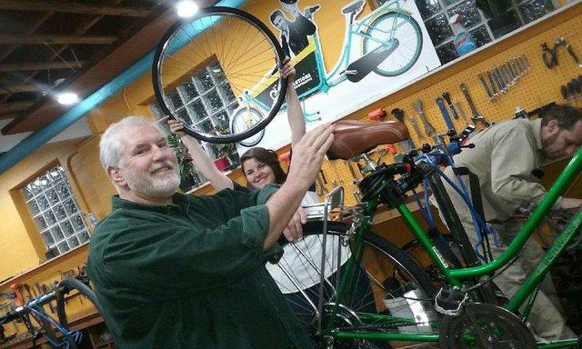 Revolutions Summer Bike Ride: Teacher Style