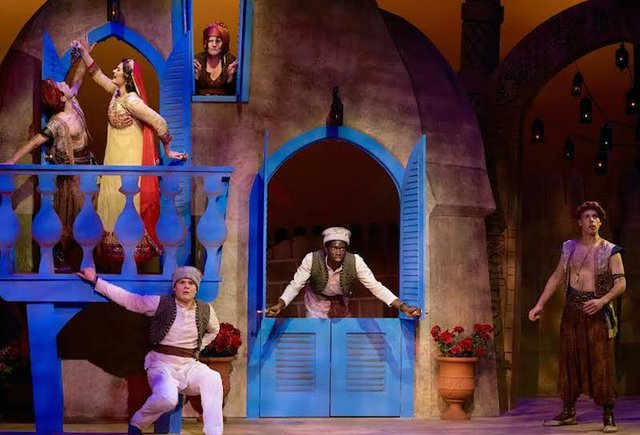 William Shakespeare'sThe Comedy of Errors on Mainstage