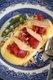 Lemon Curd, Strawberries, and Shortbread:($8)