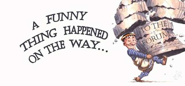 A Funny Thing...