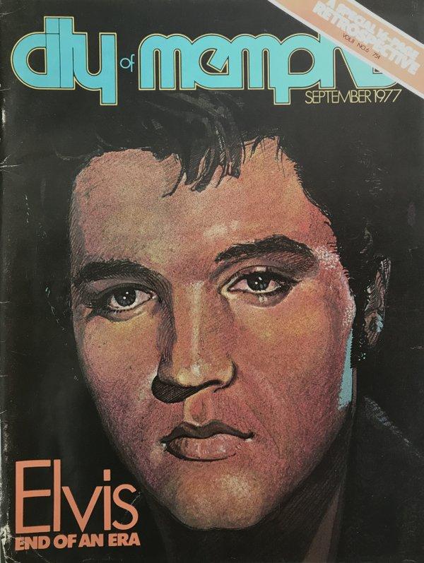Memphis magazine, September 1977