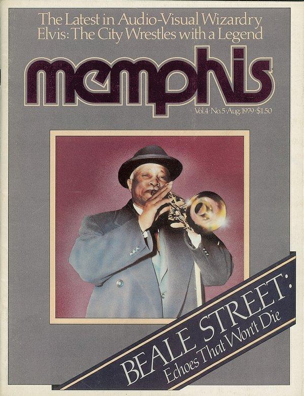 Memphis magazine, August 1979