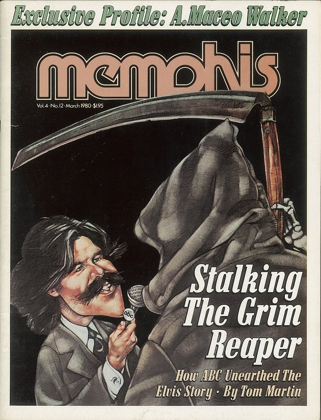 Memphis magazine, March 1980