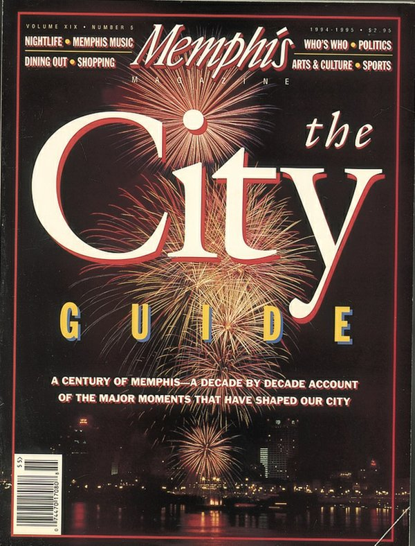 Memphis magazine, 1994 City Guide