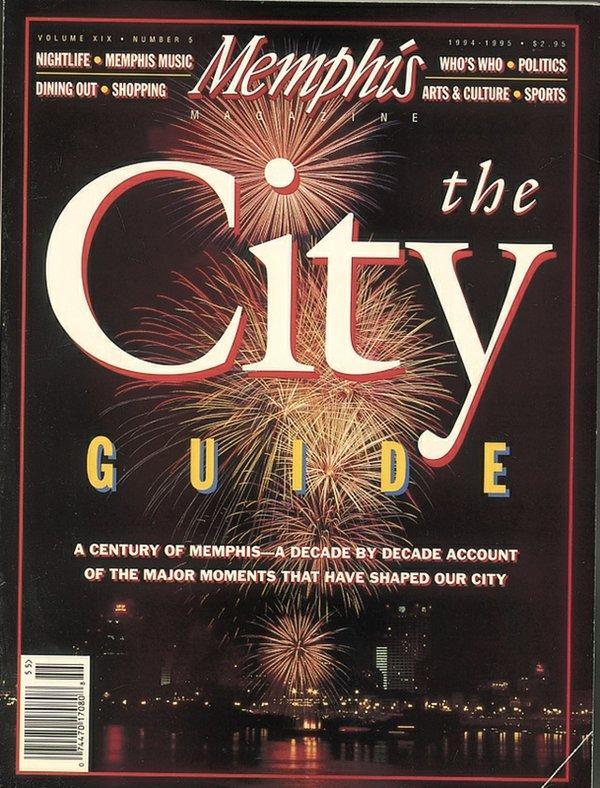 Memphis magazine, 1994 City Guide