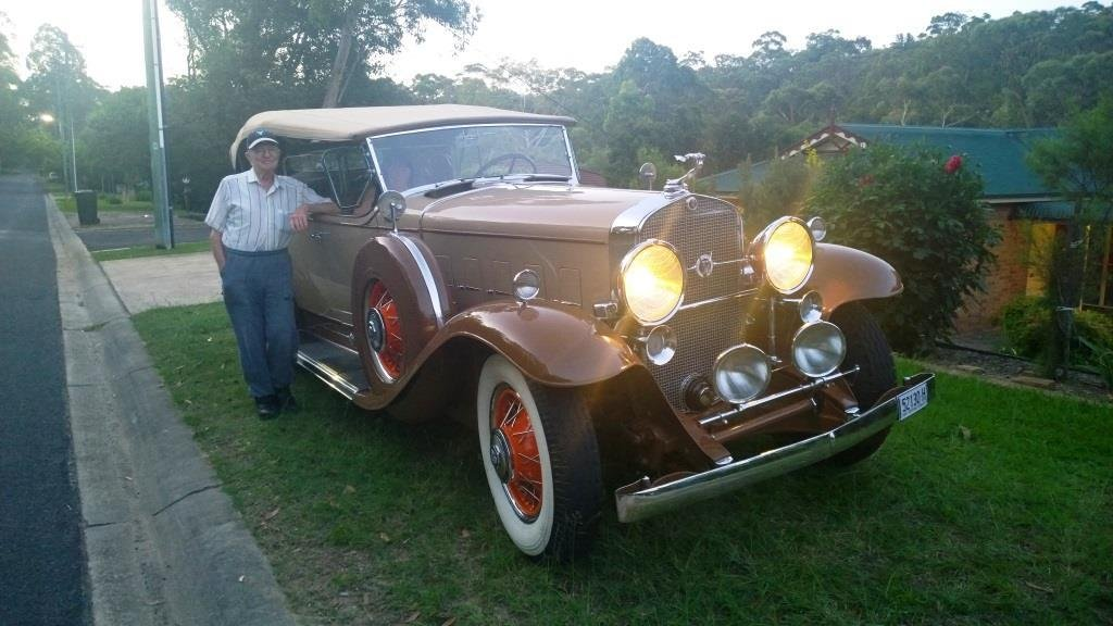 How a 1931 Cadillac from Memphis' Southern Motors Ended up in Australia - Memphis magazine