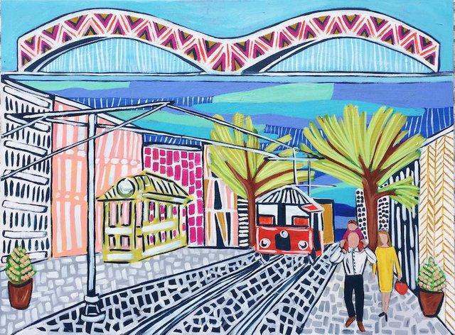 """""""Memphis Stories"""" by Meghean Warner"""