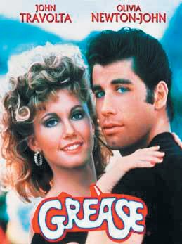 Grease pop up cinema