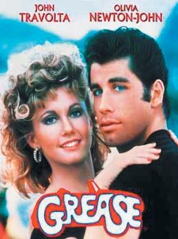 Grease pop up cinema
